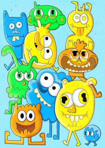 Odd friends