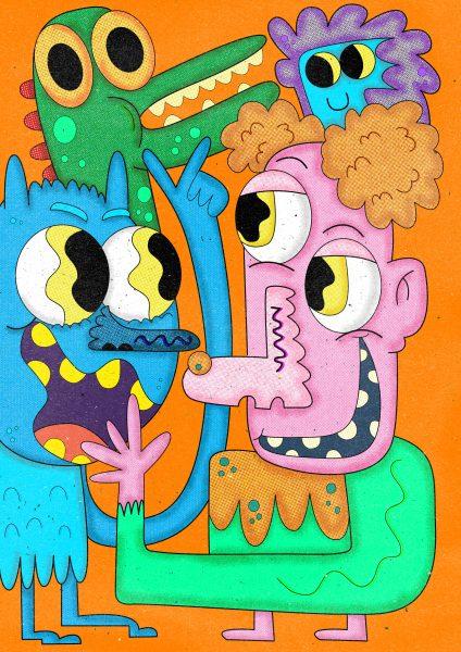 Odd Doodle