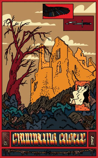 Crumbling Castle