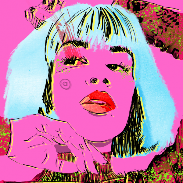 jorja pop art