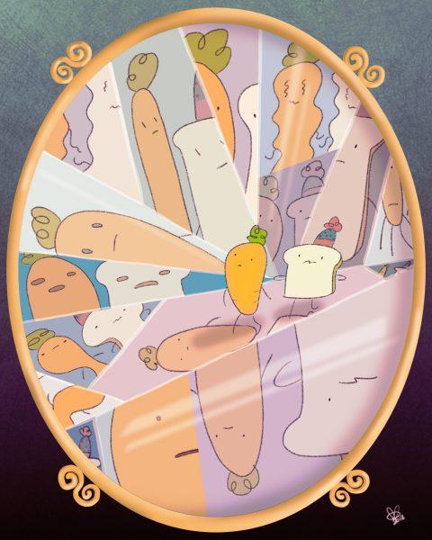 #folktaleweek day 6 #mirror