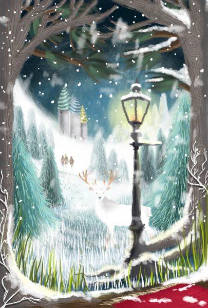 Narnia book cover