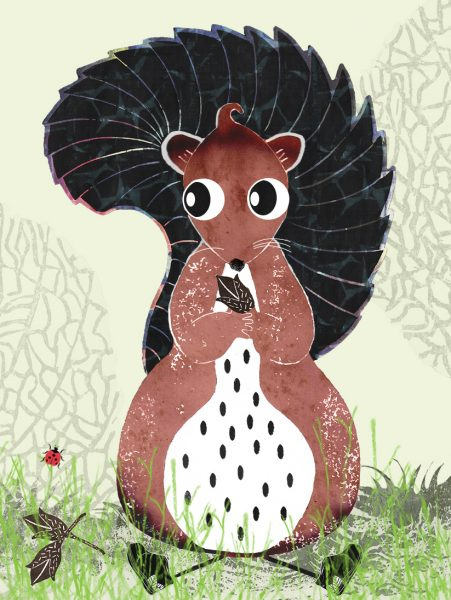 Sydney Squirrel