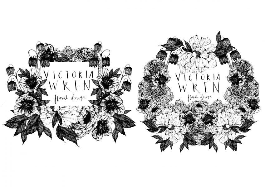 Victoria Wren logo.