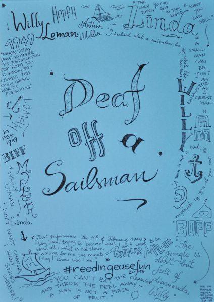 Deaf of a Sailsman