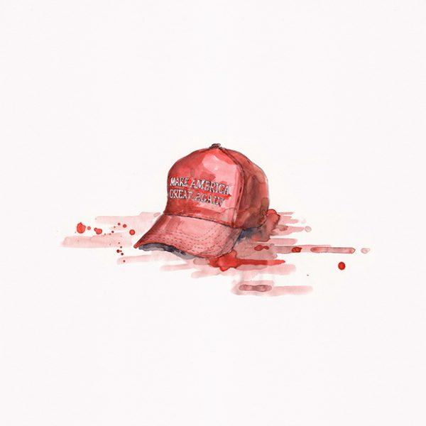 MAGA Hat $10