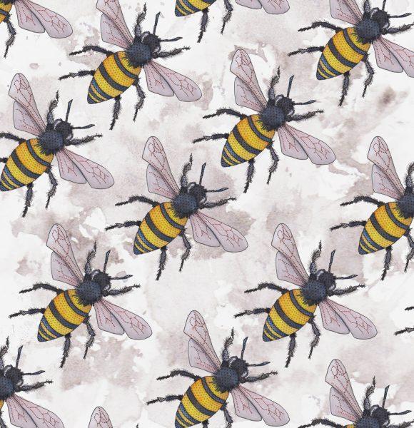 Bee+Pattern