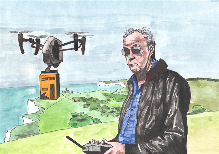 Clarkson, Amazon (Brexit)