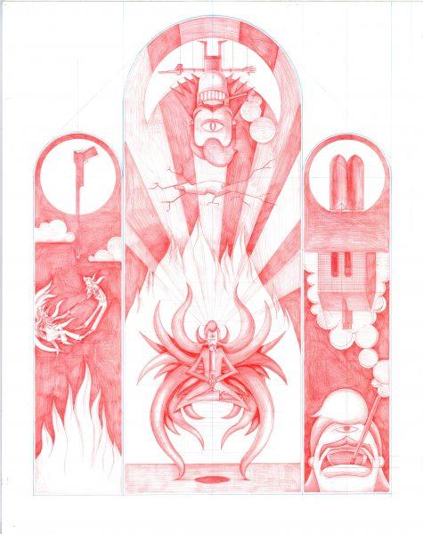 Devil Altar