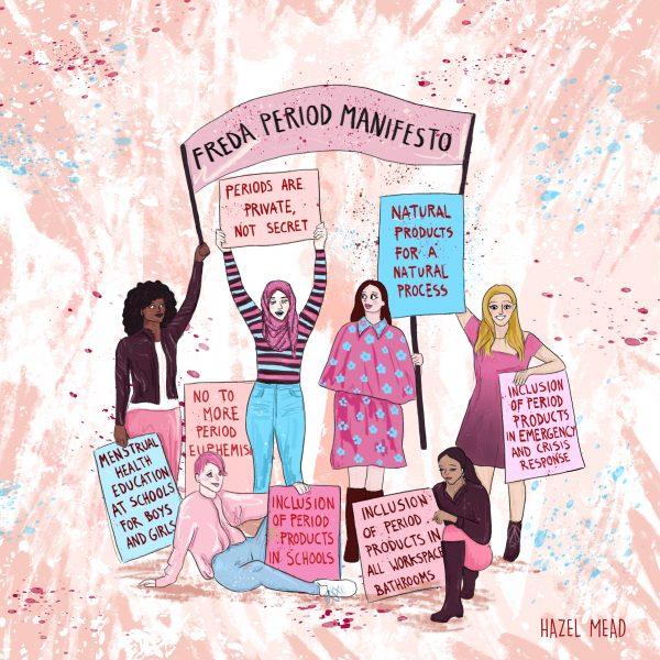 Freda Manifesto