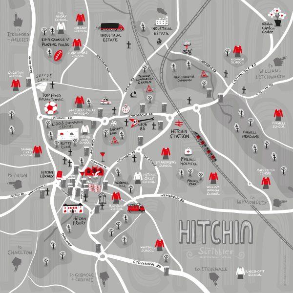 Hitchin Map