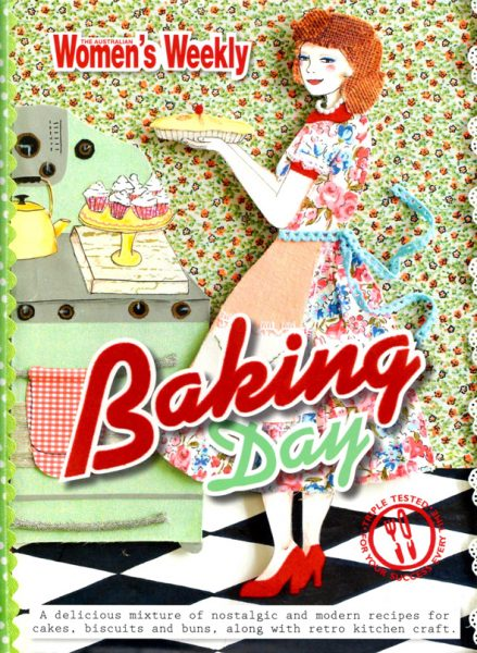 Baking Day Cover
