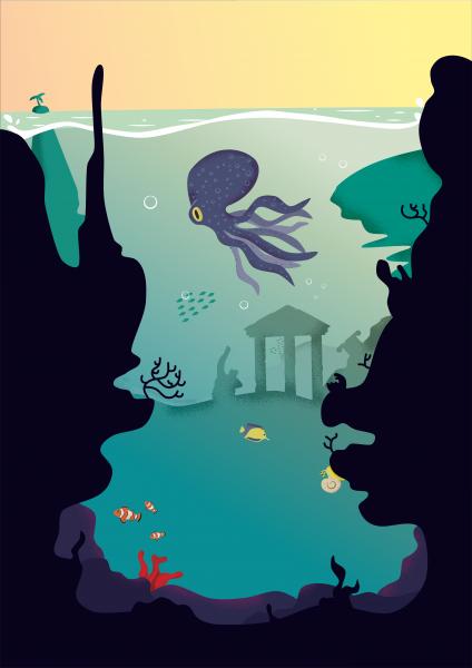 Octopus Scene
