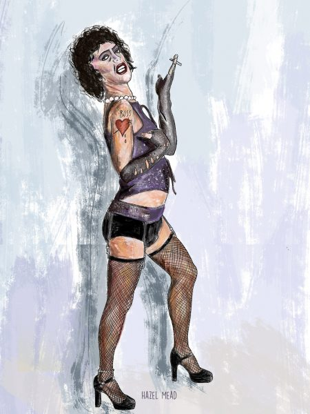 Frankenfurter Digital Portrait