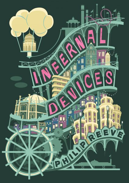Portfolio cover for Infernal Devices