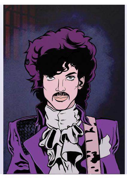 Prince, Purple Rain.