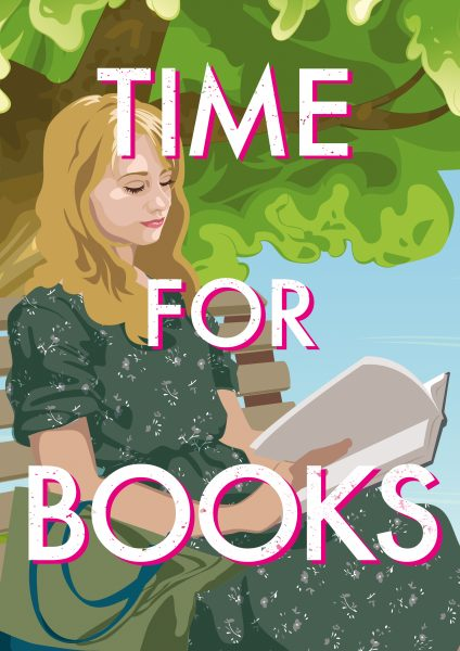 Time for Books - Summer Adults'
