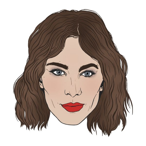 Alexa Chung for The New York Times