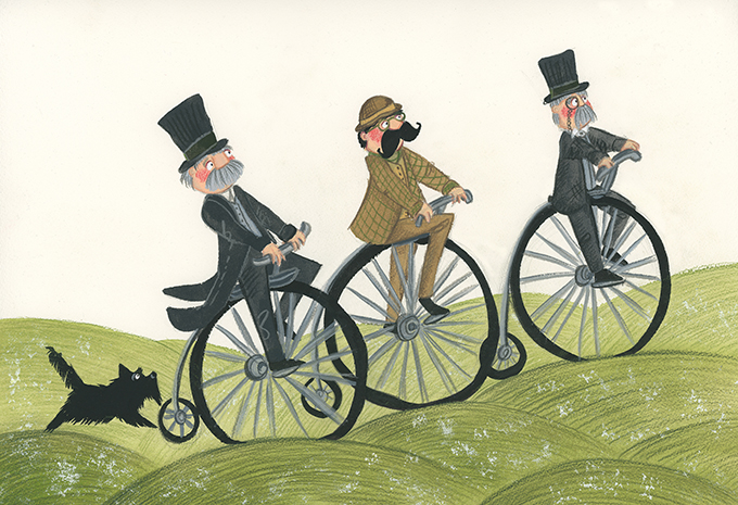 Bikers klein (1)