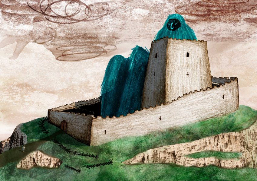 The Giants Castle