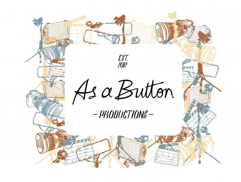 As A Button Productions logo