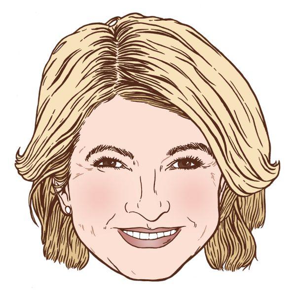Martha Stewart for The New York Times