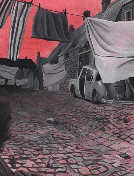 Get Carter Illustration