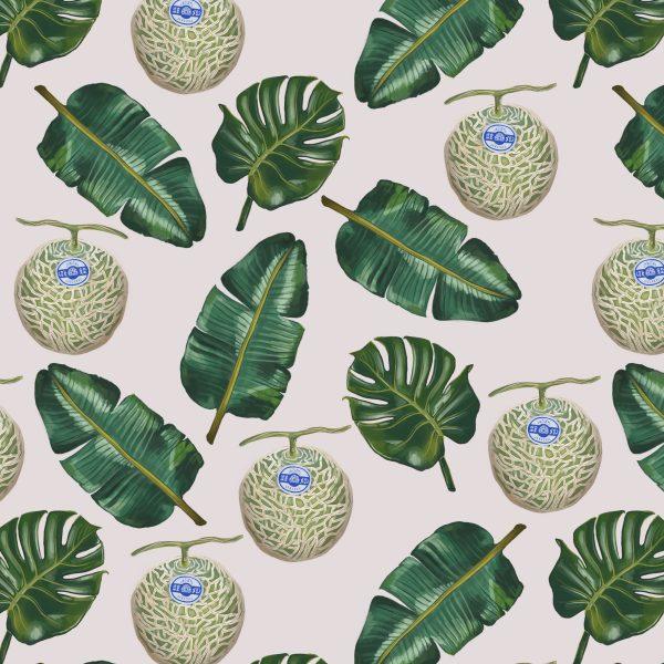 Juicy Green Pattern