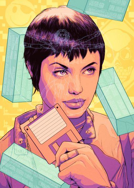 Women of Cyberpunk - Kate Libby (Hackers)