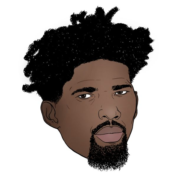 Joel Embiid for The New York Times