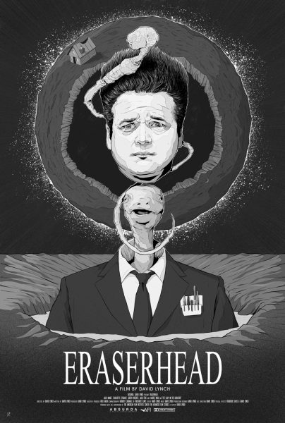 Movie Poster for Eraserhead (1979)