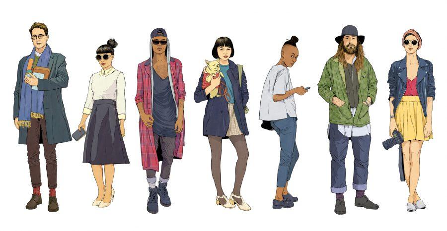 Street Fashion Portraits