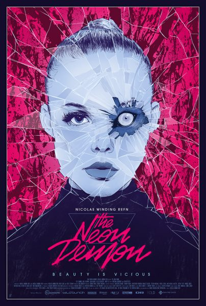 Movie Poster for Neon Demon (2016)