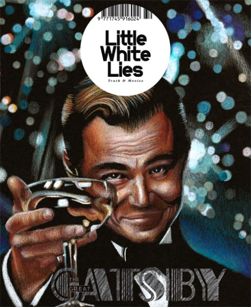 Little White Lies Gatsby Cover