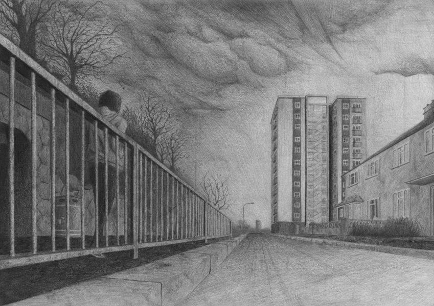 Rooftops Illustration