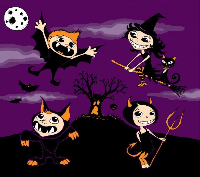 Debenhams Halloween