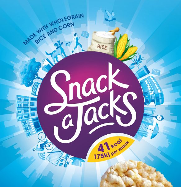 Snack a Jacks packaging