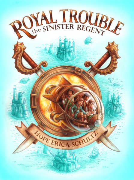 Royal Trouble: The Sinister Regent