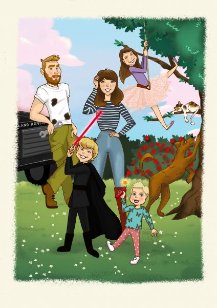 Family Chaos