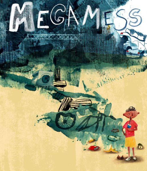 Megamess Book cover