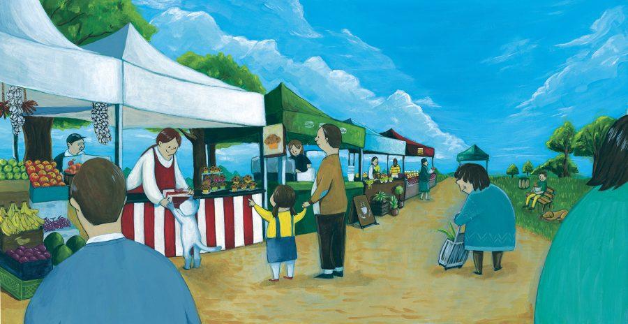 Journey #2 Market