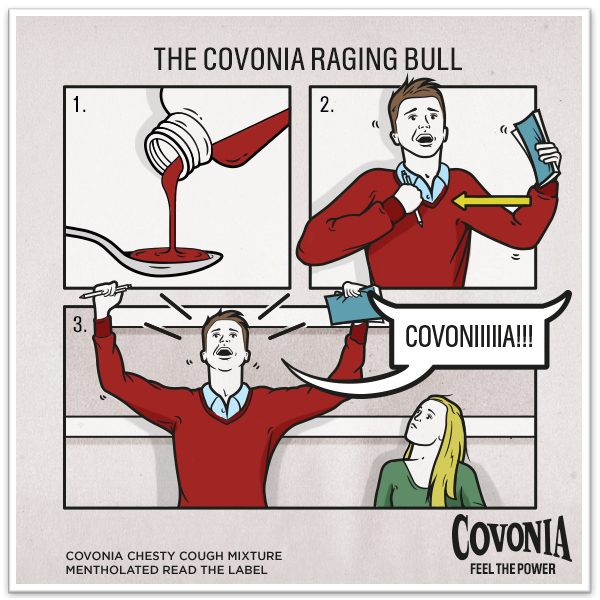 COVONIA RAGING BULL STUDENT POST