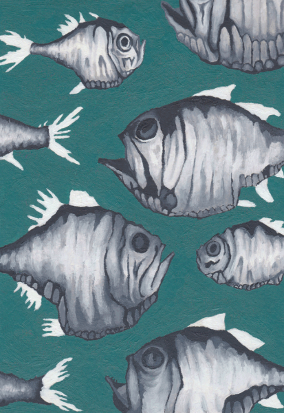 Deep Sea Fish