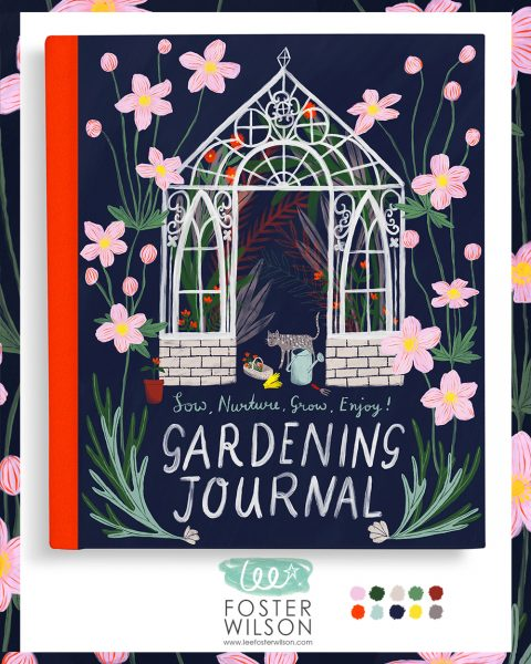 Lee Foster-Wilson: Gardening Journal