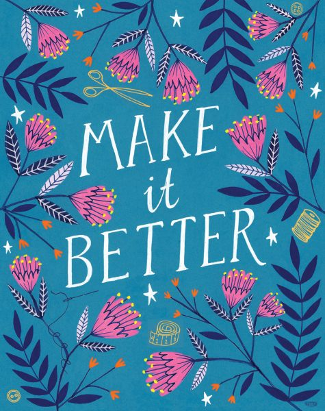 Lee Foster-Wilson: Make it Better