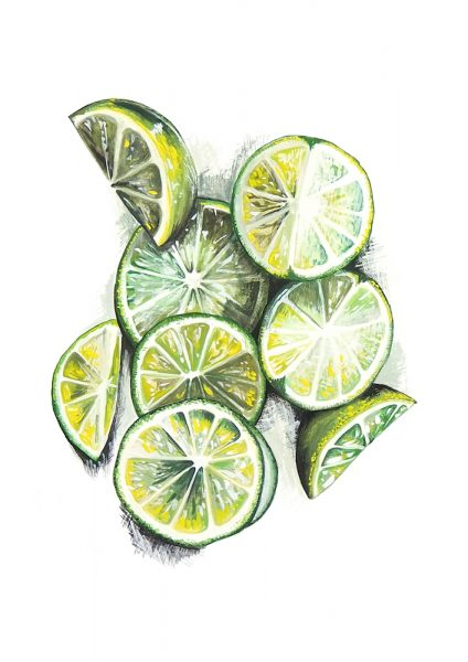 Milly England Limes