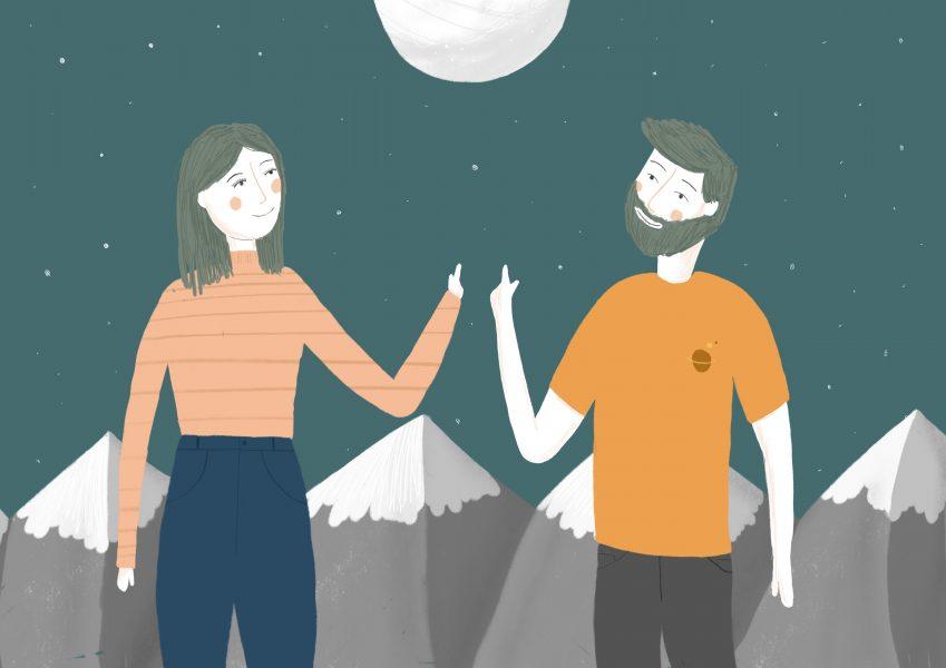 Stargazing Lovers