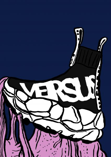 Versus Anatomia by Versace
