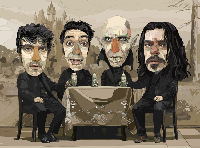 What we do in the shadows!