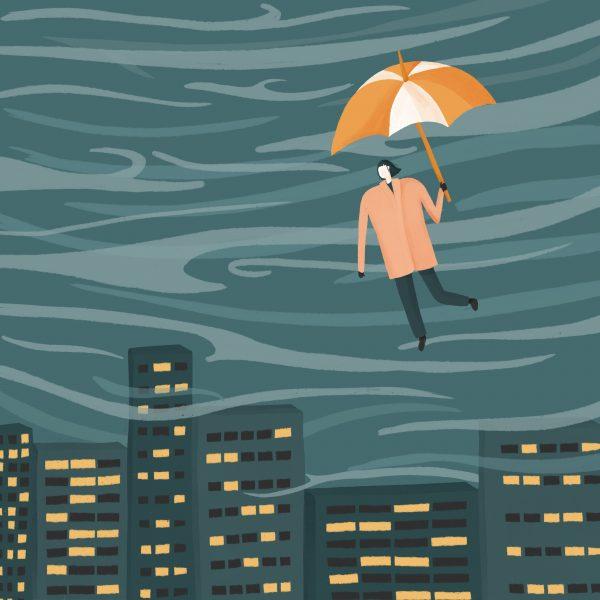 Windy Days:A Modern Day Mary Poppins - Rachael Walsh